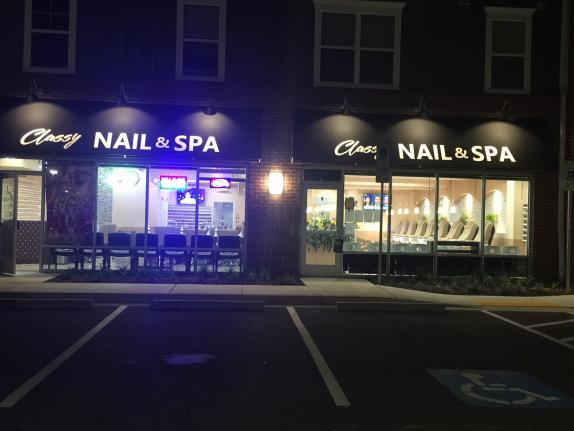 Classy Nail & Spa I Nails Salon in Dundalk Maryland 21222